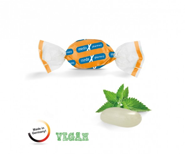 Bonbon Compact Pfefferminz 1-Kilo-Tüte