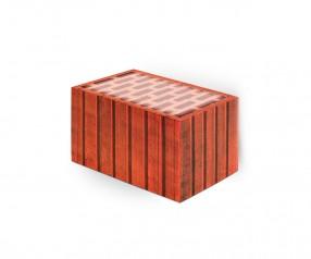 KARL KNAUER 118x79x70 mm Notizquader Design Edition Ziegelstein mit Druck als Werbeartikel
