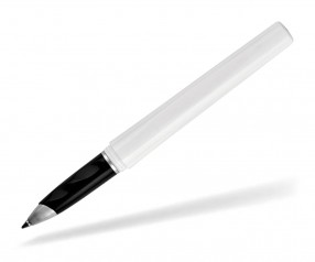 Pierre Cardin Gironde Rollerball Pen weiss