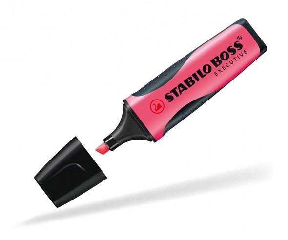 STABILO BOSS EXECUTIVE Textmarker pink