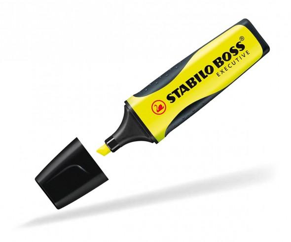 STABILO BOSS EXECUTIVE Textmarker gelb