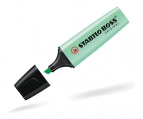 STABILO Textmarker BOSS ORIGINAL pastell grün