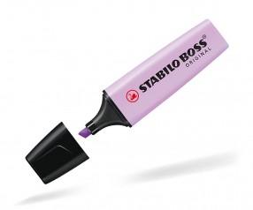 STABILO Textmarker BOSS ORIGINAL pastell purple violett