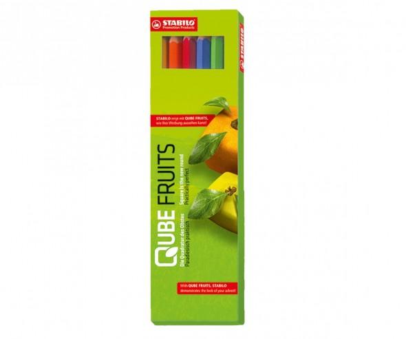 STABILO Farbstift Set 1785 Buntstifte im Etui inklusive 4-farbigem Druck