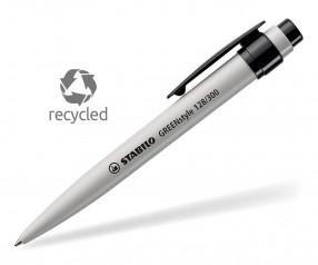 STABILO GREENstyle Recycling Kugelschreiber schwarz