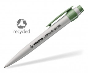 STABILO GREENstyle Recycling Kugelschreiber grün