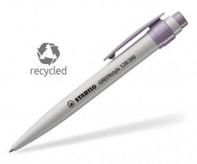 STABILO GREENstyle Recycling Kugelschreiber violett