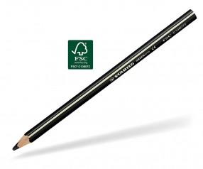 STABILO GREENtrio Buntstift Holz-Farbstift 3-kant schwarz