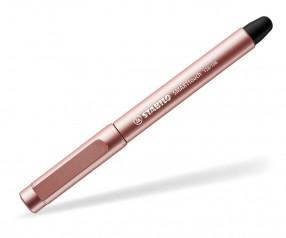 STABILO SMARTtouch Kugelschreiber mit Touchpen rose metallic