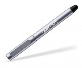 STABILO SMARTtouch Kugelschreiber mit Touchpen silber