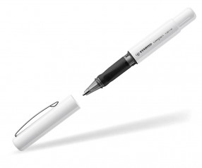 STABILO Compact Kugelschreiber weiss