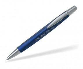 STABILO Delta Dreikant-Drehkugelschreiber blau