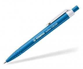 STABILO Mellow Werbekugelschreiber Top-Preis-Leistung blau