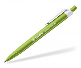 STABILO Mellow Werbekugelschreiber Top-Preis-Leistung grün