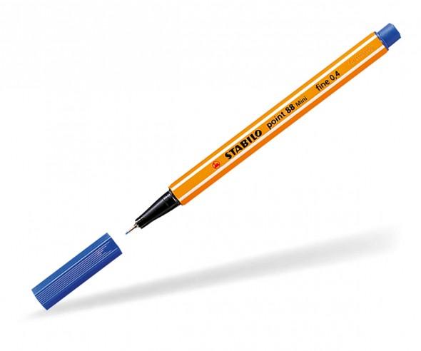 STABILO Fineliner point 88 MINI blau