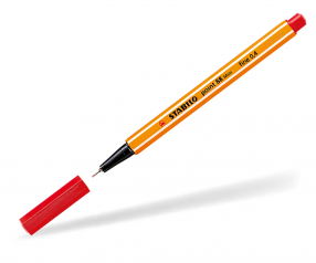 STABILO Fineliner point 88 MINI rot