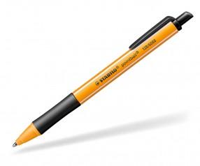 STABILO Kugelschreiber Pointball schwarz schreibend
