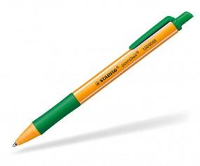 STABILO Kugelschreiber Pointball grün schreibend