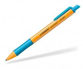 STABILO Kugelschreiber Pointball türkis schreibend