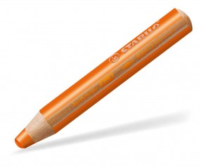 STABILO Woody 3in1 Multifunktions-Holzstift orange