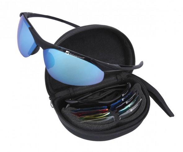 Schwarzwolf 4ALL SUNGLASSES Sonnenbrille mit auswechselbaren Gläsern F1500100SA3