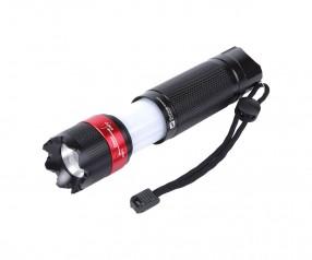 Schwarzwolf CAMP 3W CREE Taschenlampe F2300600SA3