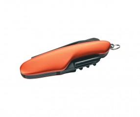 Schwarzwolf CAVALI orange Kleines Multifunktionsmesser F2400104AJ3