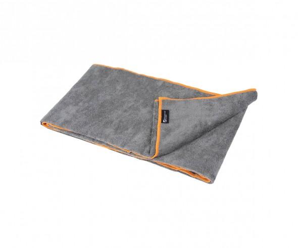 Schwarzwolf CITAS Marken-Outdoor-Handtuch grau/orange F5300200SA3