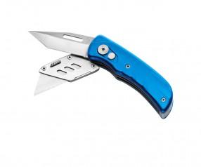Schwarzwolf CORTAR blau Messer mit Doppelschneide F2400205SA3