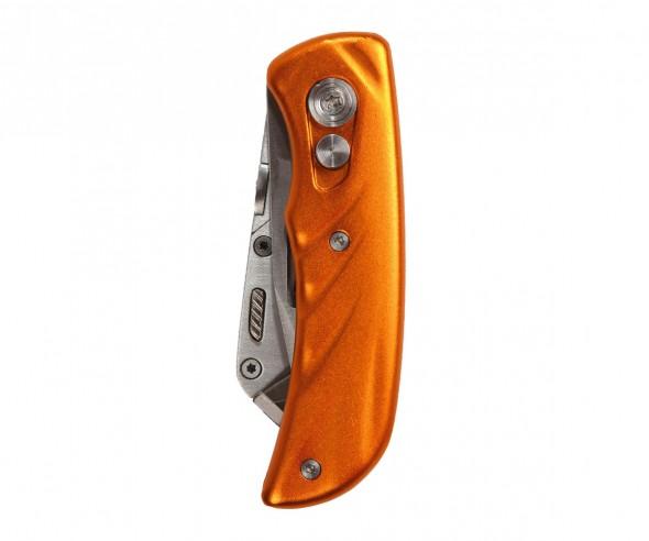 Schwarzwolf CORTAR hellorange Messer mit Doppelschneide F2400202SA3