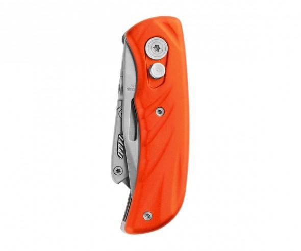 Schwarzwolf CORTAR orange Messer mit Doppelschneide F2400203SA3