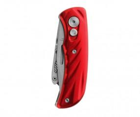 Schwarzwolf CORTAR rot Messer mit Doppelschneide F2400204SA3