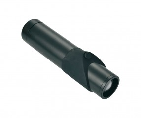 Schwarzwolf KAPILA schwarz Kleine Alu-Taschenlampe F2300100AJ3