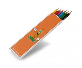 STAEDTLER Buntstifte 6er Set lang 144 C6D W Kartonetui