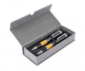 UMA Kugelschreiber Etui Carbon 0-0911