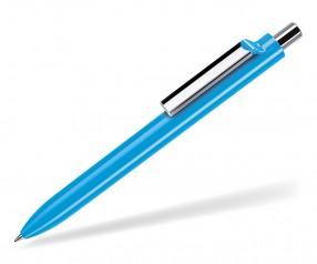 DreamPen ERIS Classic Metallclip ERM21 Werbekugelschreiber hellblau