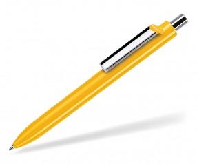 DreamPen ERIS Classic Metallclip ERM80 Werbekugelschreiber gelb