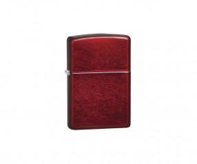 Zippo Candy Apple Red Feuerzeug mit individueller Prägung