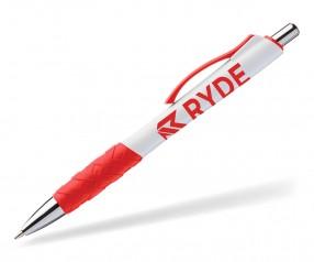 Goldstar Perry Kugelschreiber ADL Rot (PMS 199) als Werbegeschenk