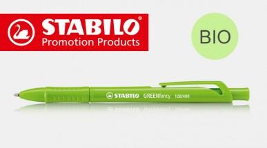 STABILO GREENfancy – Kugelschreiber aus Bio-Kunststoff