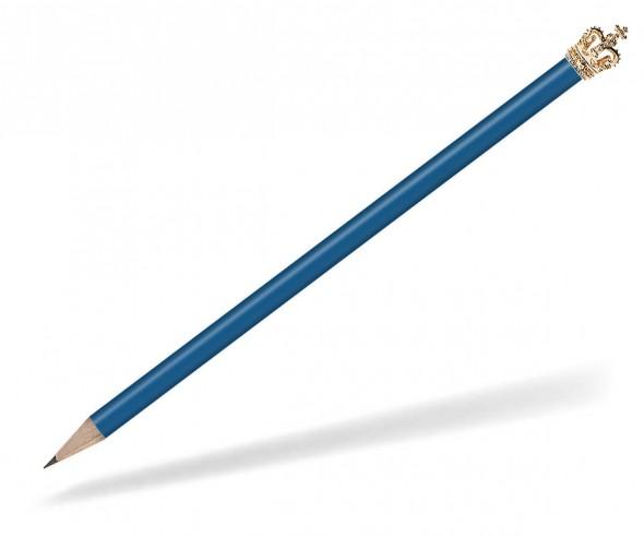 Reidinger Kronenbleistift blau Gold Herzog