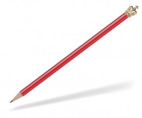 Reidinger Bleistift mit Krone rot Gold Herzog