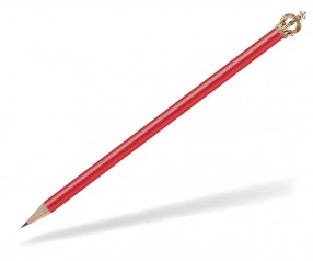 Reidinger Bleistift mit Krone rot Gold Kaiser