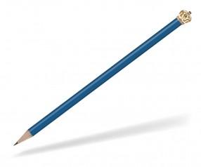 Reidinger Kronenbleistift blau Gold Königin