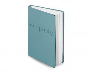 Brunnen 3D Flexi Notes A5 Notizbuch mit formgeprägtem Einband in Pantone