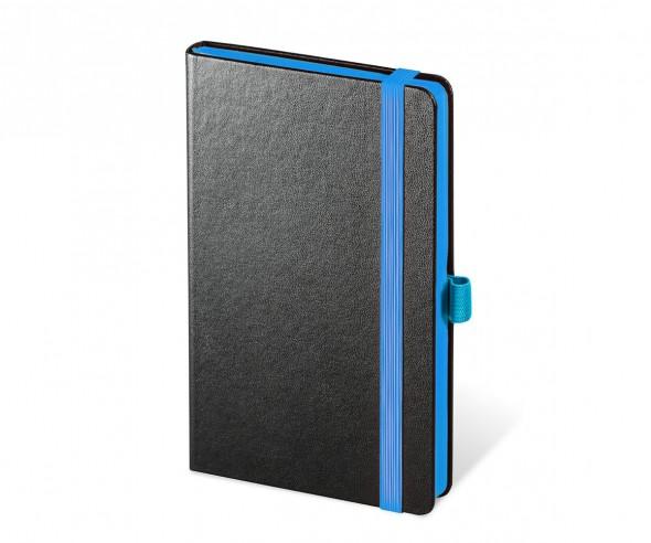 Brunnen Notizbuch Kompagnon Trend DIN A5 blau