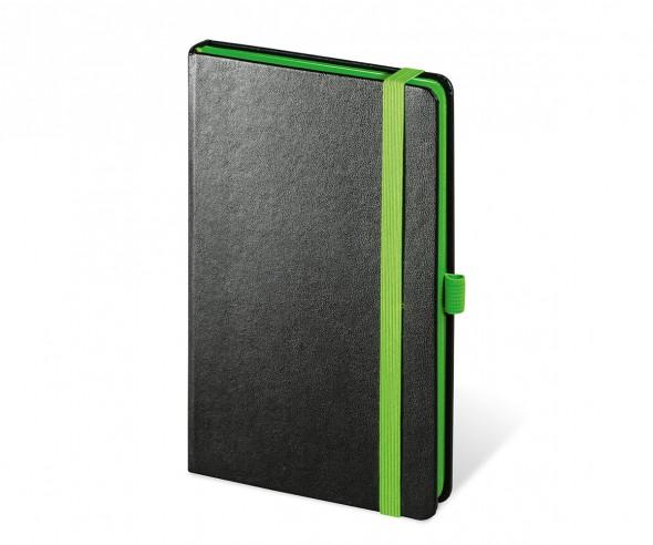 Brunnen Notizbuch Kompagnon Trend DIN A5 grün