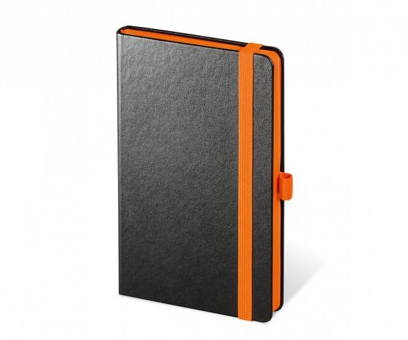 Brunnen Notizbuch Kompagnon Trend DIN A5 orange