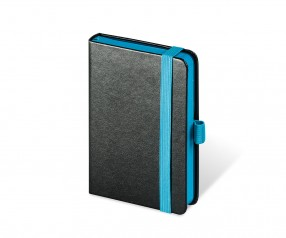 Brunnen Notizbuch Kompagnon Trend DIN A6 blau