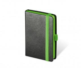 Brunnen Notizbuch Kompagnon Trend DIN A6 grün